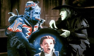 The Wizard of Oz featuring the Wicked Witch