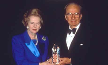 Thatcher and Murdoch