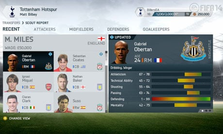 Fifa 14 preview: skill games, career mode and more