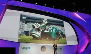 EA's John Riccitiello presents its latest games at E3