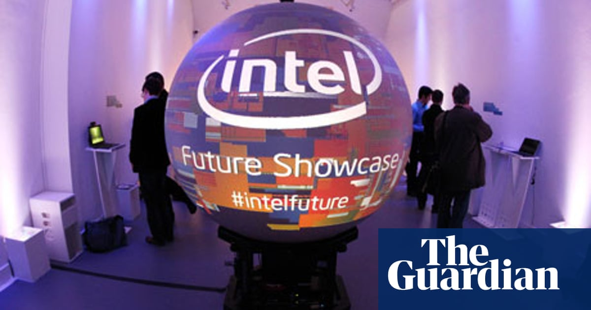 Could Apple buy Intel? | Technology | The Guardian