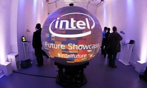 Intel Innovation Future Showcase