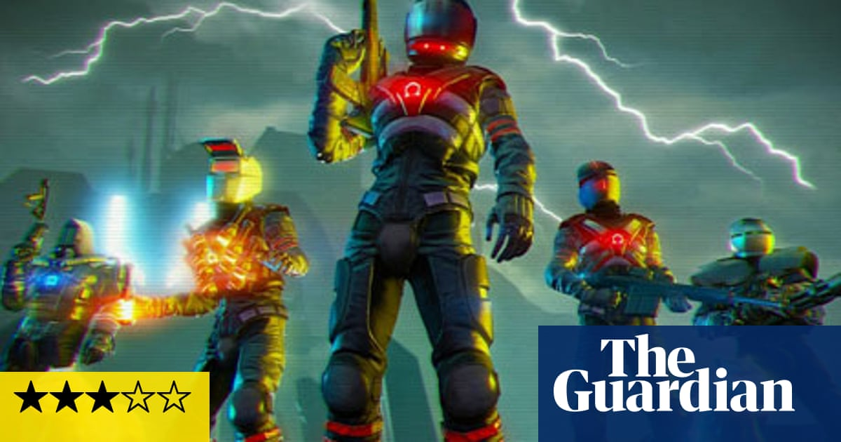 Far Cry 3 Blood Dragon Review Games The Guardian
