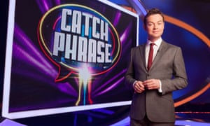 Catchphrase: fronted by Stephen Mulhern