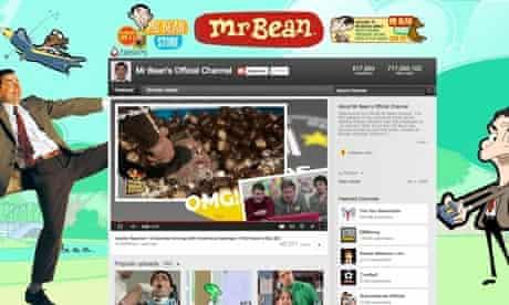 Mr Bean YouTube channel