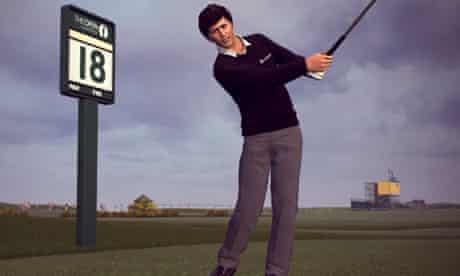Tiger Woods PGA Tour 14: Seve Ballesteros