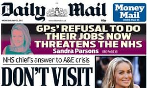 Daily Mail - May 2013