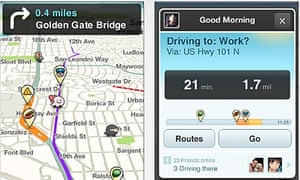 Google buys Waze map app for $1 3bn | Technology | The Guardian