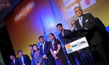 WAN-IFRA World Newspaper Congress