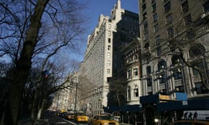 Rupert Murdoch's New York apartment building