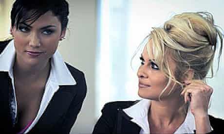 Pamela Anderson TV ad