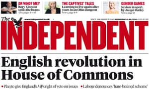 The Independent - July 2013