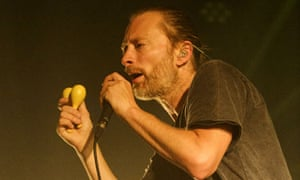 Thom Yorke with Atoms For Peace
