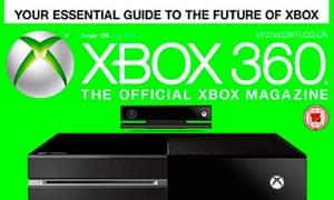Xbox One magazine