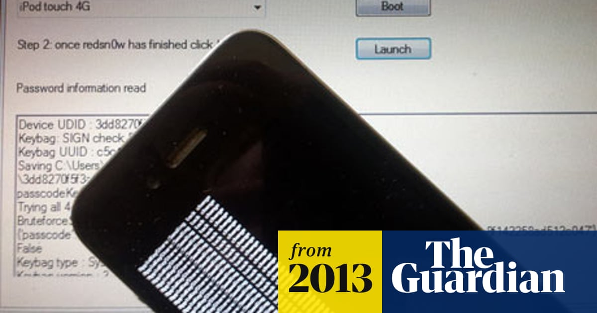 Lost iPhone: the secret to making sure you get yours back | iPhone | The  Guardian
