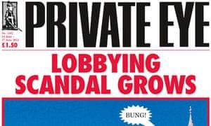 Private Eye - June 2013