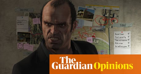 Gta  The Daily Mail Is Wrong To Say It Shows The Decadence Of Modern Culture Games The Guardian