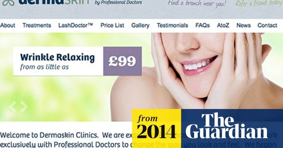Botox google ads
