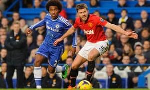 Premier League: Chelsea v Manchester United
