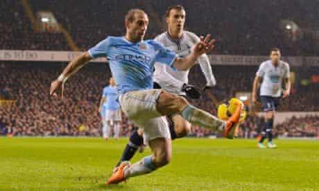 Premier League: Tottenham Hotspur v Manchester City