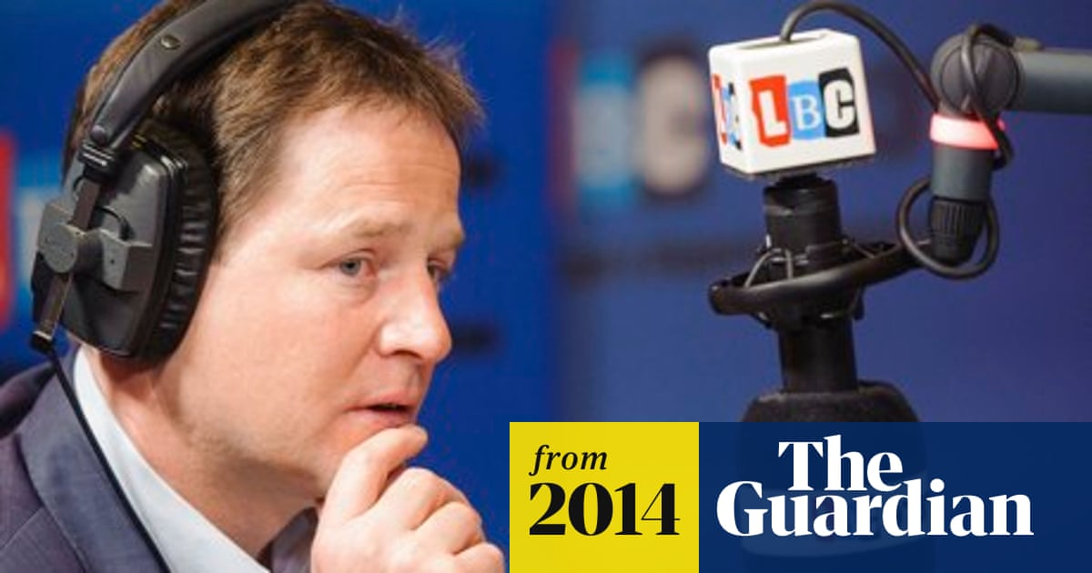 LBC to go national on DAB digital radio | Media | The Guardian