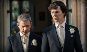 Sherlock: The Sign of Three attracted 8.8 million viewers