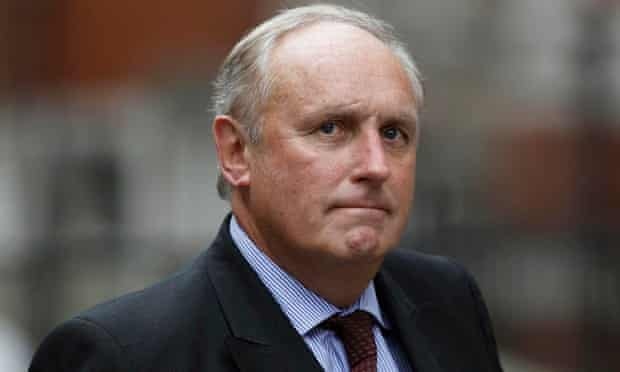 Paul Dacre: received £1.85m in the year to September 2013