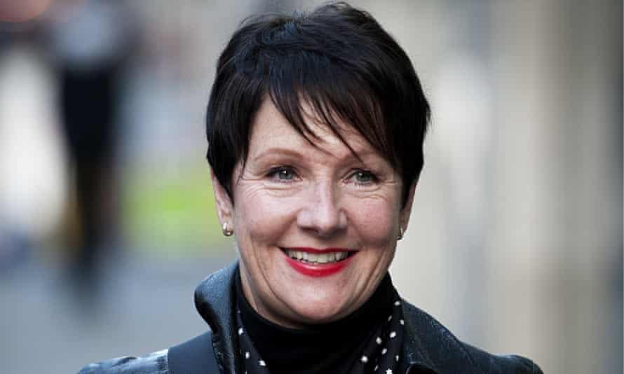 Miriam O' Reilly: the former Countryfile presenter won an ageism claim against the BBC