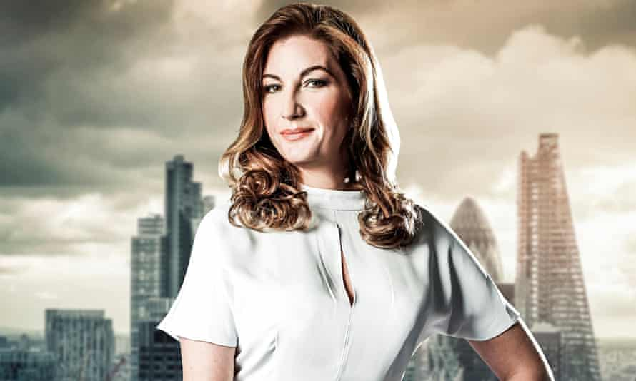 The Apprentice's Karren Brady