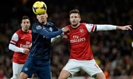 Premier League: Arsenal v Manchester United