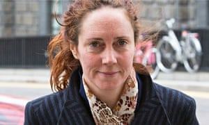 Phone hacking trial: one charge against Rebekah Brooks has been dropped