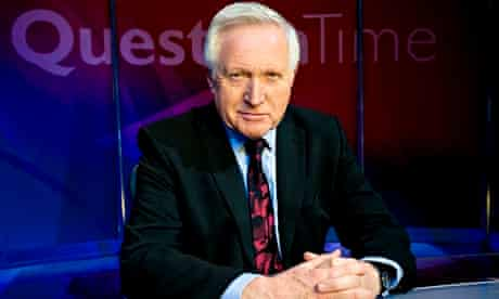 David Dimbleby has defended Question Time