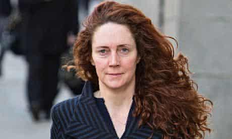 Phone hacking trial: Rebekah Brooks