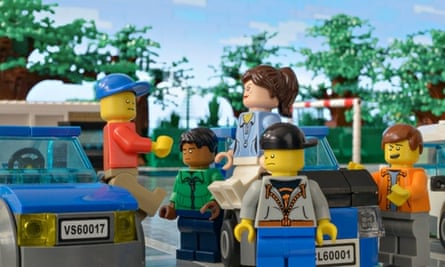 The Lego Movie Rebuilds Itv Ad Break The Lego Movie The Guardian