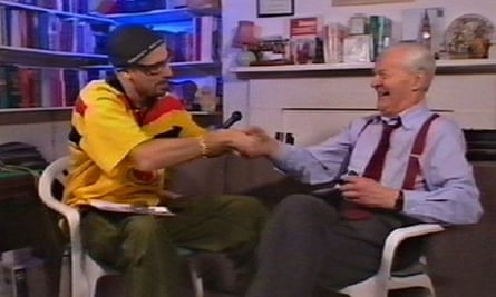 Ali G interviewing Tony Benn