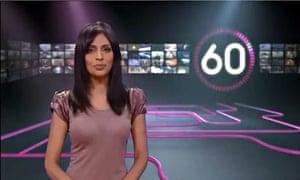 BBC3's 60 Seconds