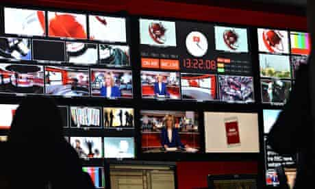 BBC News studios