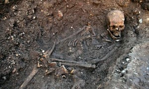 Richard III's remains were found in September 2012 under a car park in Leicester