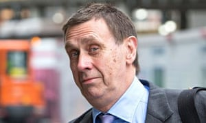Phone hacking trial: Clive Goodman