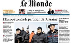 Le Monde - February 2014