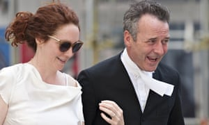 Rebekah Brooks and Jonathan Laidlaw QC