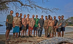 The Island with Bear Grylls has attracted accusations of fakery