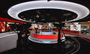 BBC News is to cut 415 posts