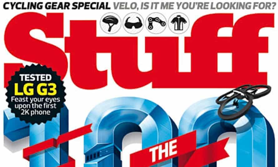 Stuff magazine - August 2014