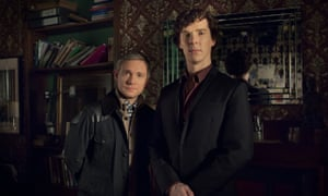 BBC's Sherlock to return for season four and one-off special