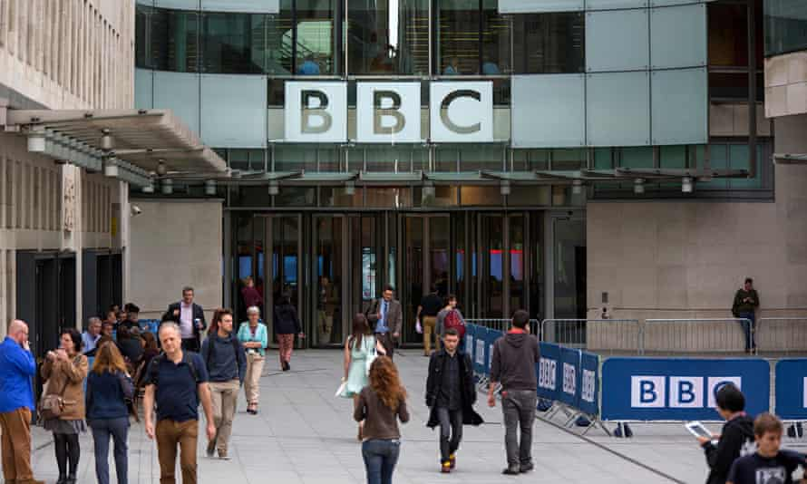 The BBC gave 12 senior executives £150,000-plus payoffs last year