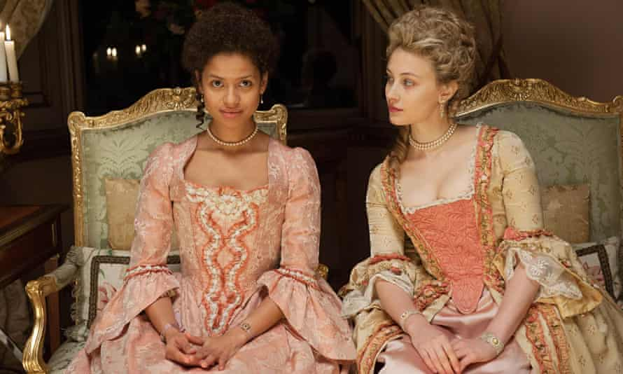 Belle: praised by the BFI for 'telling diverse stories'