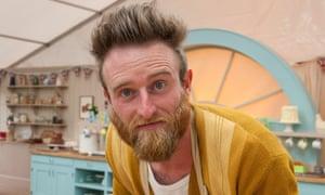 The Great British Bake Off 2014: Iain Watters