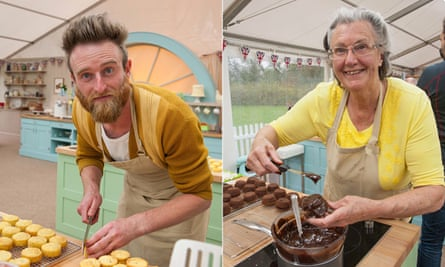 The Great British Bake Off: Iain Watters and Diana Beard have both left the show