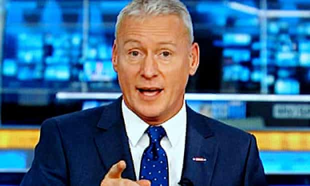Sky Sports News' transfer deadline day coverage was fronted by Jim White